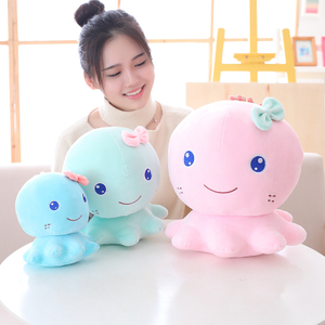 20/30/35 cm Soft Octopus Plush Toy Stuffed Ocean Animal Octopus Cotton Cushion Plush Toy For Children's Gift