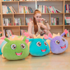 90/110/130cm Large Soft Colorful Carpenter Worm Plush Toy Climbing Mat Pillow Toys For Children